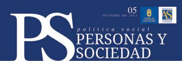 Personas y Sociedad nº 5, octubre 2013