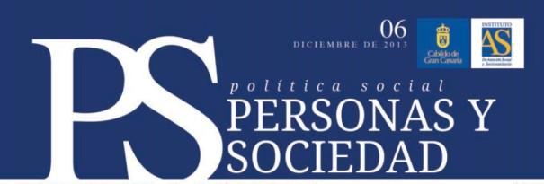 Personas y Sociedad nº 6, diciembre 2013