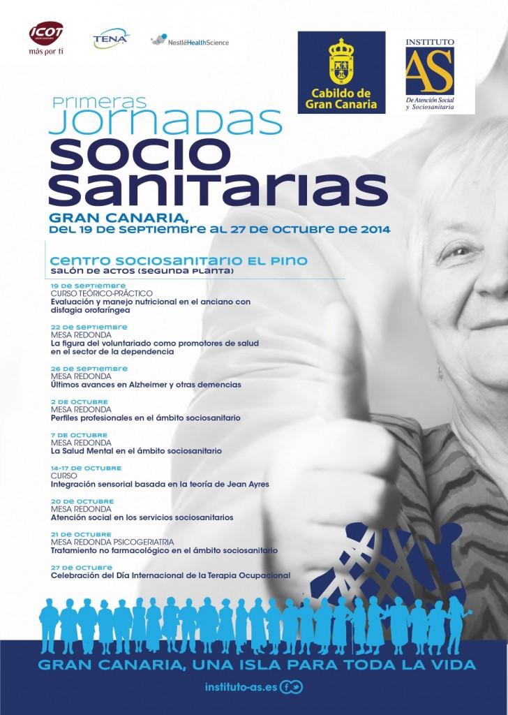 Jornadas sociosanitarias