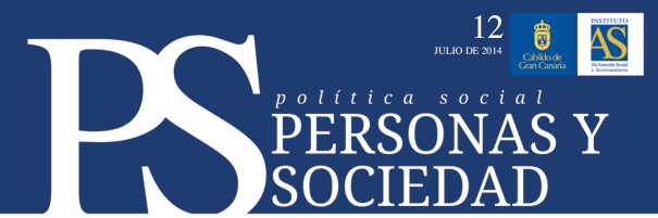 Personas y Sociedad nº 12, julio 2014