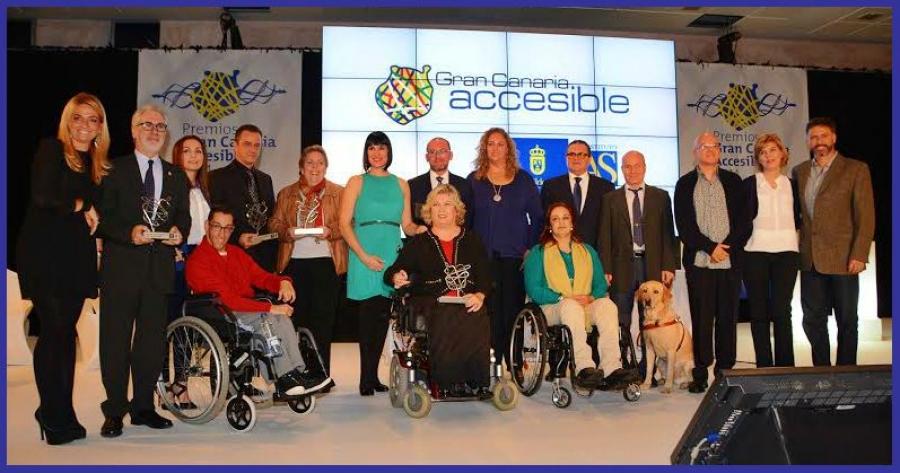 Premios GC Accesible