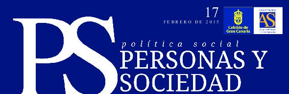 Personas y Sociedad nº 17, febrero 2015