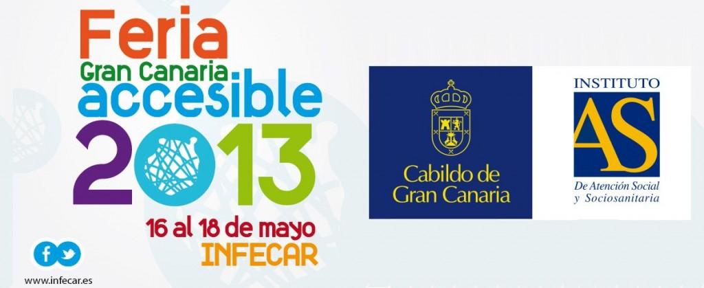 Programa de la Feria Gran Canaria Accesible 2013