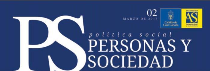Personas y Sociedad nº 2, marzo 2013