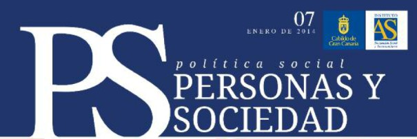 Personas y Sociedad nº 7, enero 2014