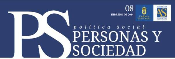 Personas y Sociedad nº 8, febrero 2014