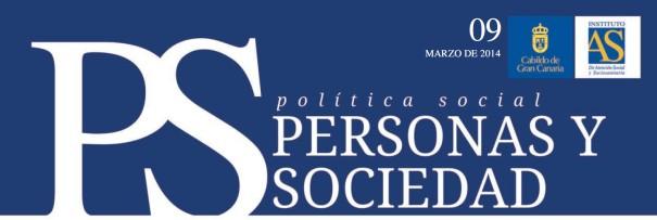 Personas y Sociedad nº 9, marzo 2014