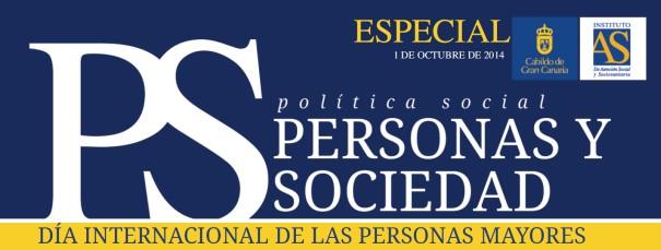 Personas y Sociedad especial 1 de octubre de 2014