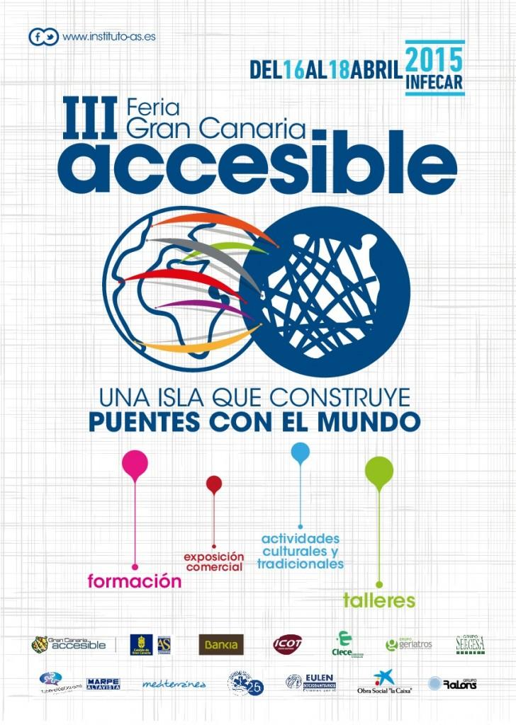Pulse en el cartel para ver el programa de la Feria